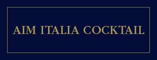 AIM ITALIA COCKTAIL 2020