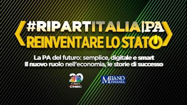 #RIPARTITALIA/PA 2020