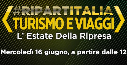 #RIPARTITALIA VIAGGI E TURISMO 2021