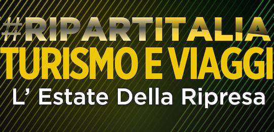 #RIPARTITALIA VIAGGI E TURISMO