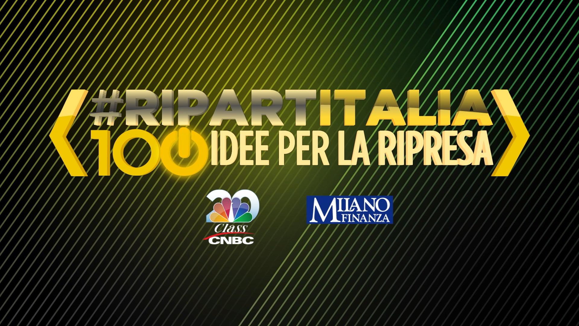 #RIPARTITALIA 2020