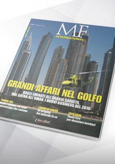copertina MF International