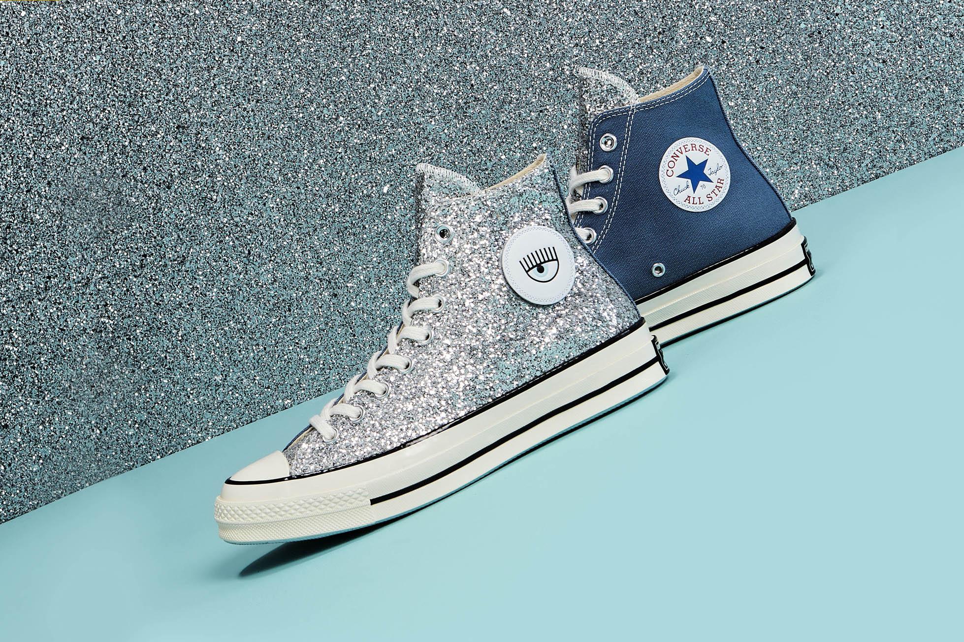 scarpe ferragni converse