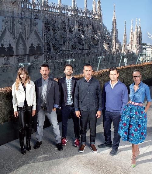 ae4cf6ddab Sei promesse per il futuro del made in Italy Gaia Trussardi Fausto ...