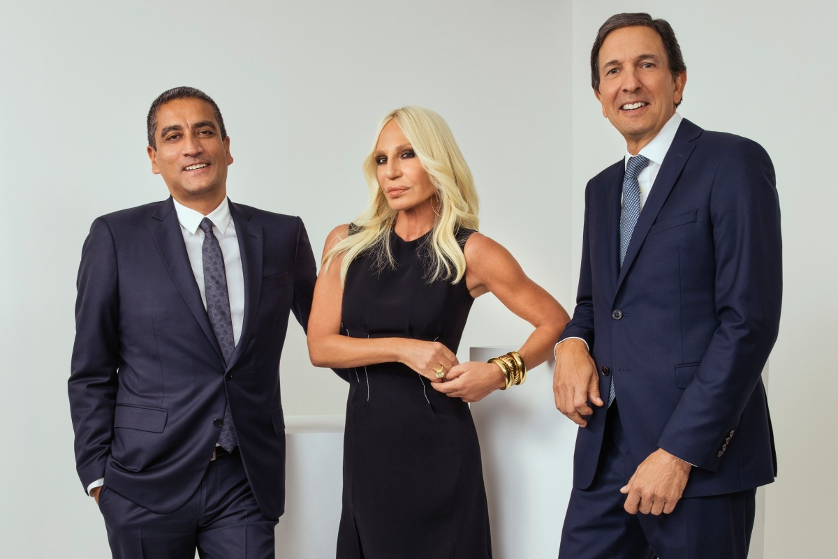 John Idol, «with Versace we'll build a big luxury holding