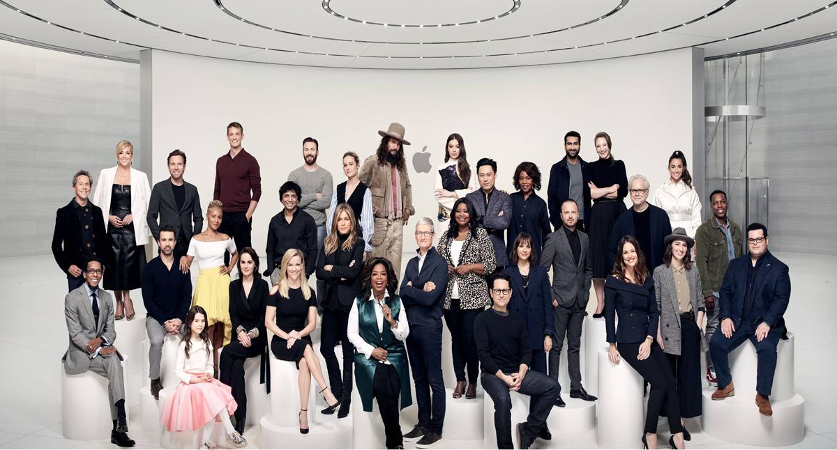 """Oprah Winfrey: """"Apple mi ha permesso di lavorare in modo rivoluzionario"""""""