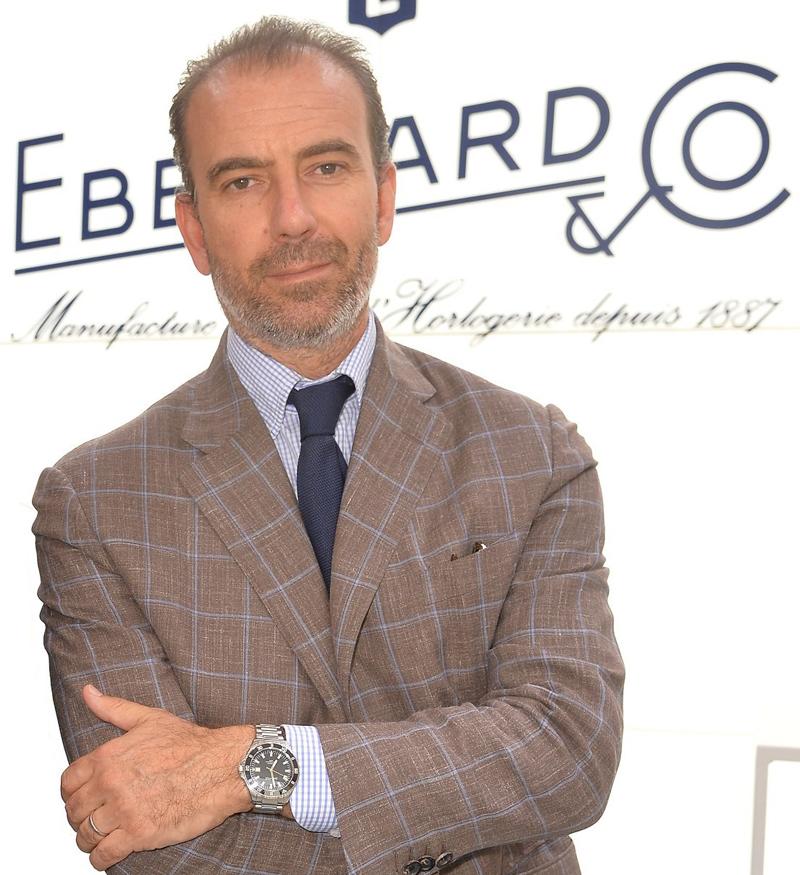 Eberhard fa ritorno al suo Dna
