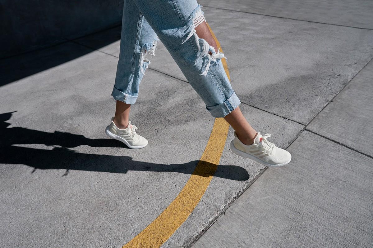 Adidas presenta una sneaker green con Parley for the oceans