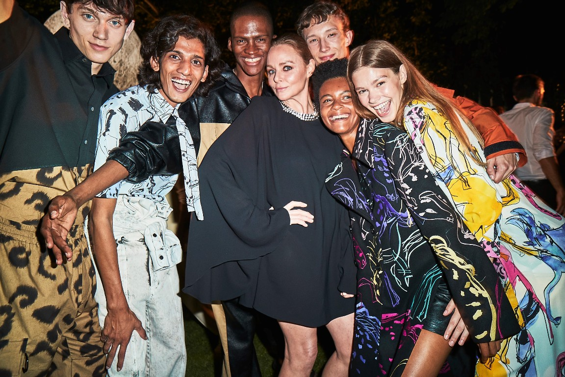Stella McCartney: «La mia sfida è rendere fashion la