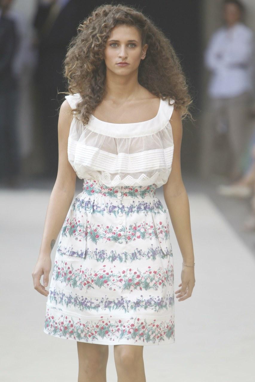 667f5a1adfc0 Milano Moda Donna Primavera Estate 2011 Luisa Beccaria