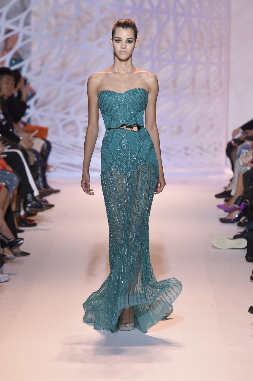 5d5feb04478b68 2014 Autunno/Inverno 2014/15 Paris Haute Couture - MFFashion.com