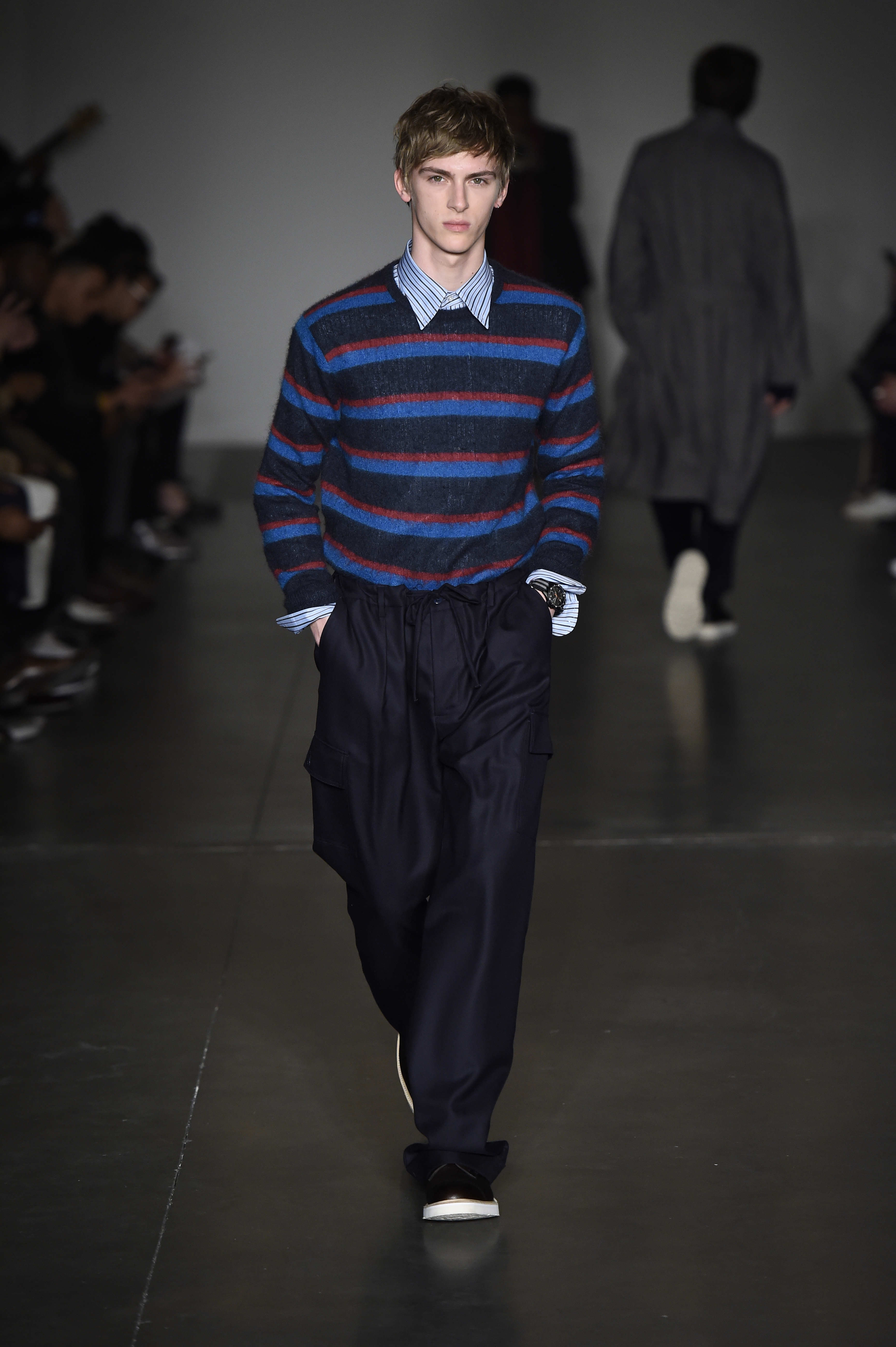 2018 Autunno Inverno 2018 19 New York Fashion Week Men s - MFFashion.com be45827bcc0
