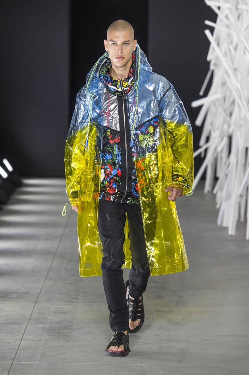 Milano Moda Uomo Primavera/Estate 2019 Wolf Totem