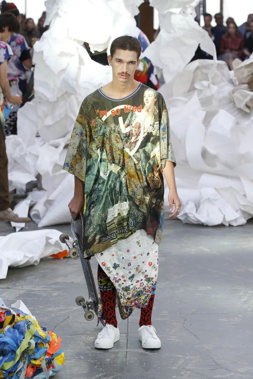 fc91c2f912 2019 Primavera/Estate 2019 Paris Fashion Week - MFFashion.com