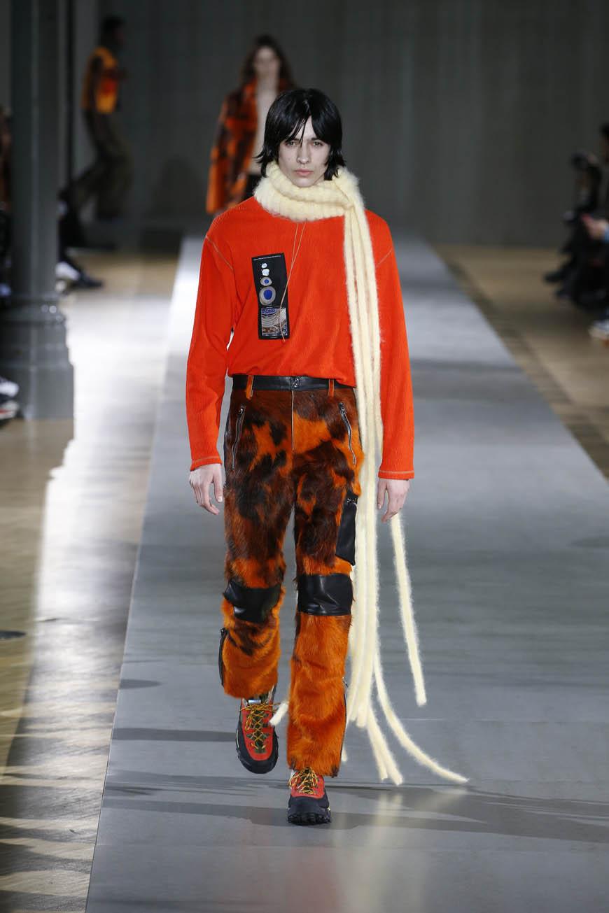 2019 Autunno Inverno 2019 20 Paris Fashion Week Hommes - MFFashion.com 5db5769ee61
